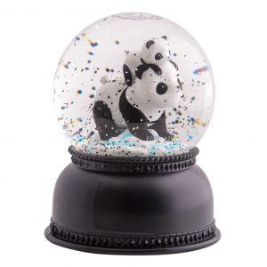 Luz de bola de nieve: Panda